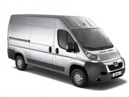 Opel Movano, Peugeot Boxer ou Citroen Jumper