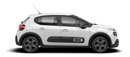 Type Citroen C3, Renault Clio ou modèle équivalent