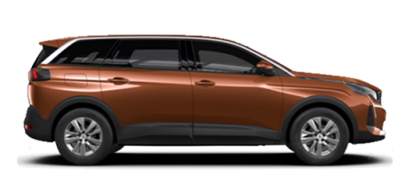 Peugeot 5008, Toyota Prius + ou équivalent