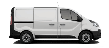 Type Renault Trafic ou VW transporter