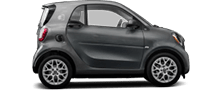 Rent a Smart in Paris